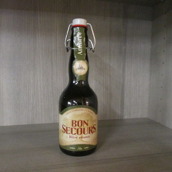 Bonsecours amber 33cl