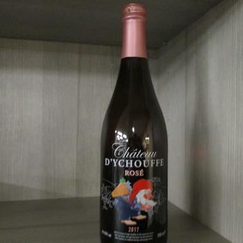 Chateau d'ychouffe rosé 75cl met blauwe druiven