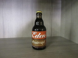 Eden quadrupel 33cl