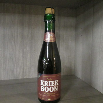 Boon oude kriek 37cl