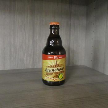 Brunehaut amber bio 33cl GLUTENVRIJ