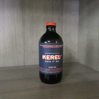 Kerel dark ipa 33cl