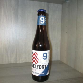 Belfort bruin 33cl
