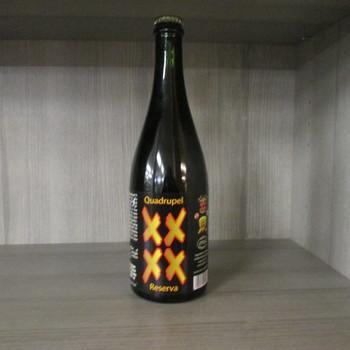Quadrupel xxxx aka reserva 75cl Struisse brouwers