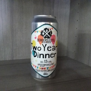 Two years dinner 44cl