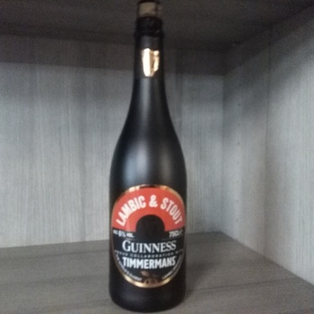 Guinness &Timmermans stout 75cl