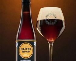Maitre/Meester quadrupel 33cl