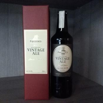 Fuller's vintage ale 50cl 2017