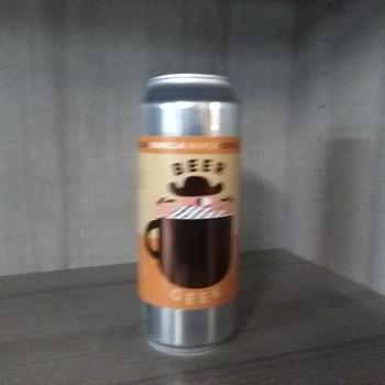 Beer Geek vanilla maple cocoa blik 50cl