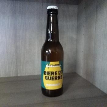Biere de guerre 33cl