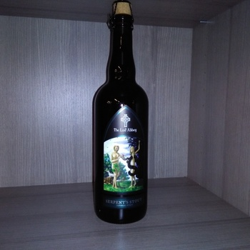 The lost Abbey serpent's stout 75cl
