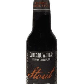 Central waters stout 33cl