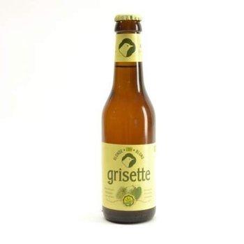 Grisette blond 25cl glutenvrij