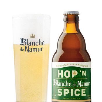 Blanche de Namur Hop 'n spice 33cl