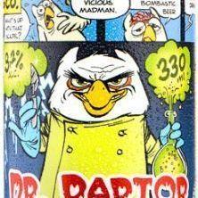 Dr raptor blik 33cl