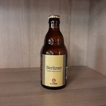 Berliner ryesse 33cl