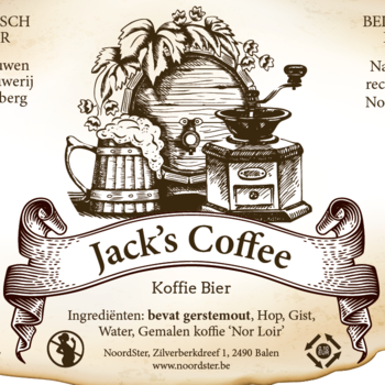 Jacks coffee 33cl