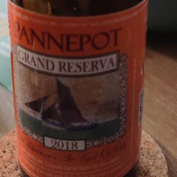 Pannepot grand reserva 2018 33cl