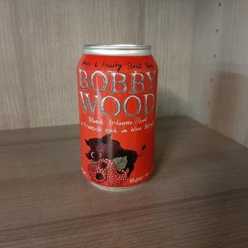 Bobby wood blik 33cl
