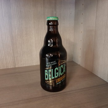 Belgica bruin 33cl