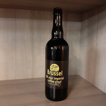 Brussel BA sour imperial coffee stout 75cl