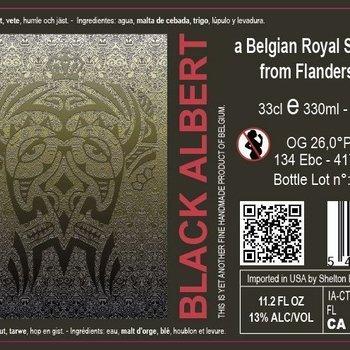 Black albert 33cl